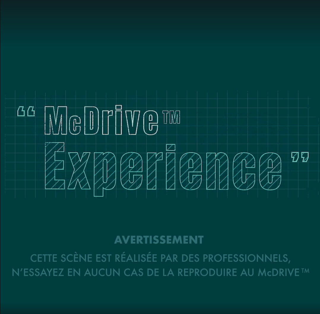 mcdrive experience